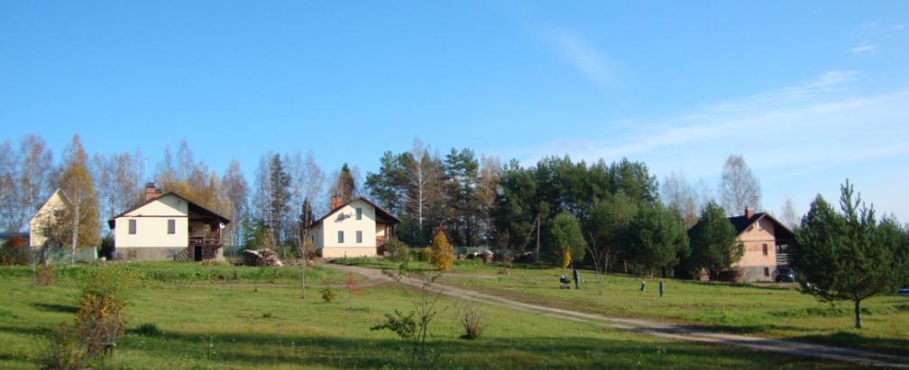 Семейный отдых в эко деревне Куменово